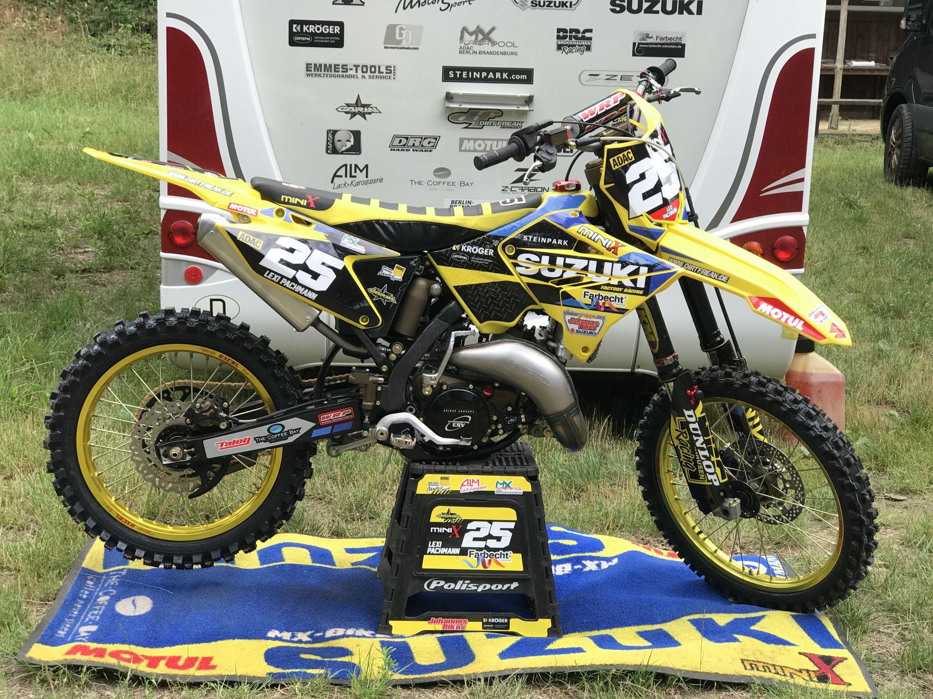 Motorrad 2020 Lexi Pachmann