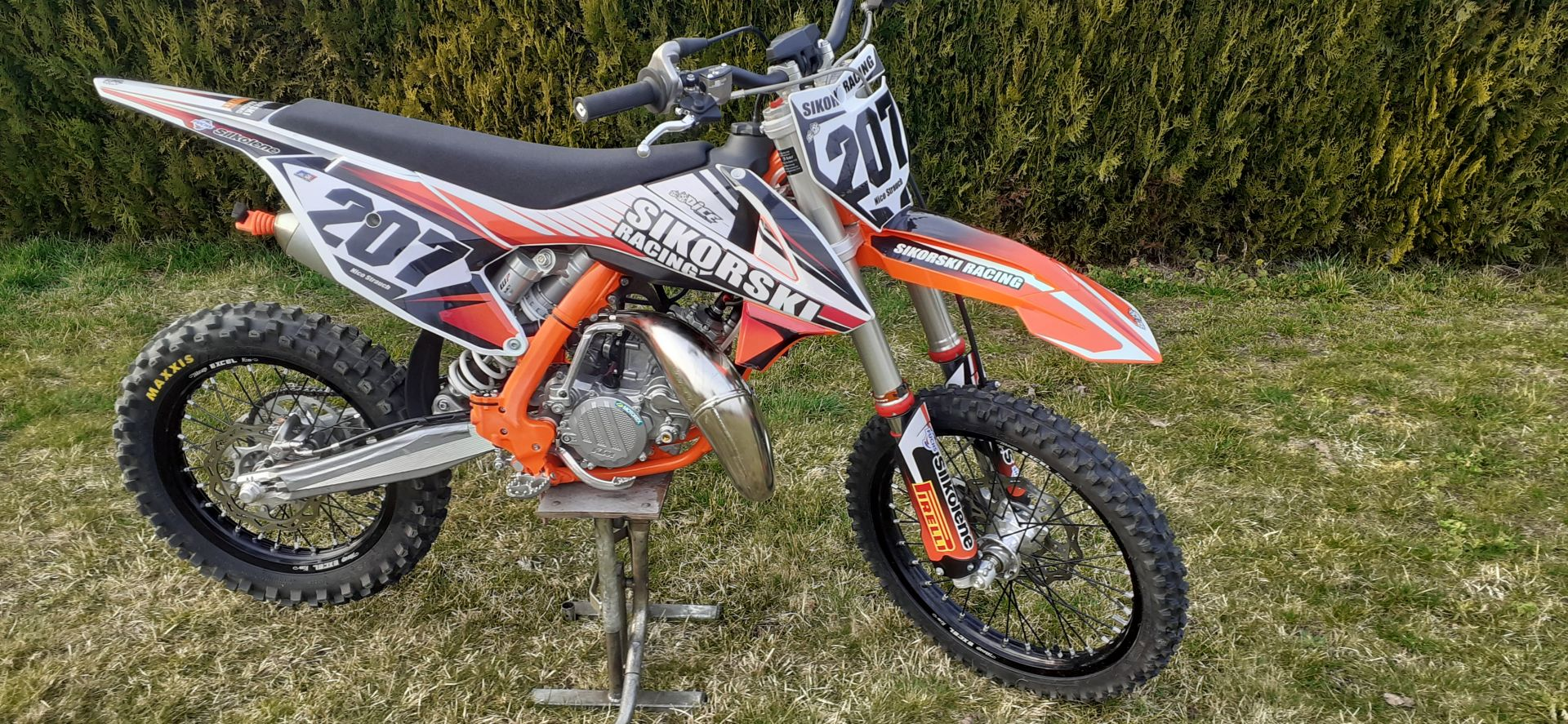 Motorrad 2021 Nico Strauch